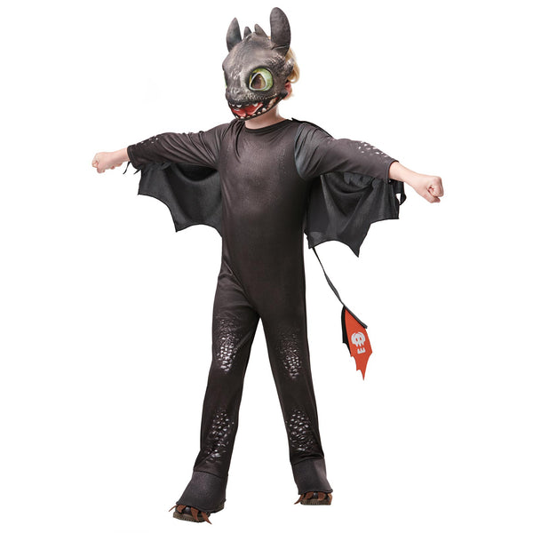 Toothless Night Fury Deluxe Costume Child
