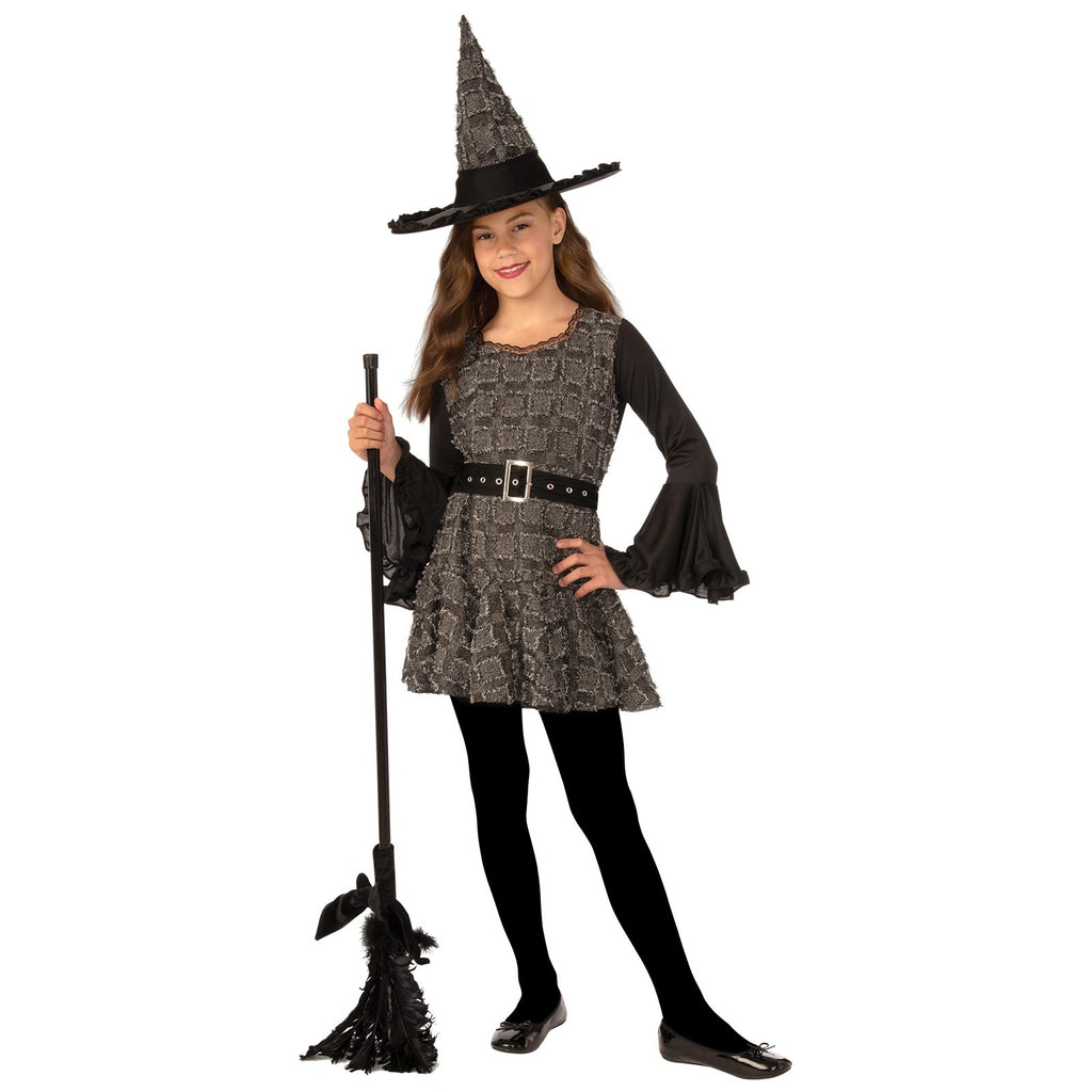 Patchwork Witch Costume, Child