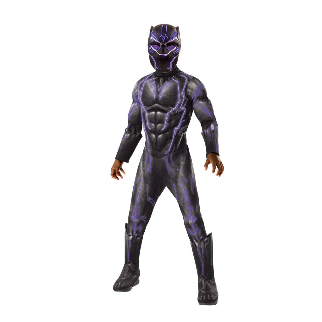 Black Panther Super Deluxe Battle Costume, Child