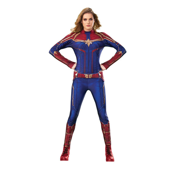 Captain Marvel Adult Costume