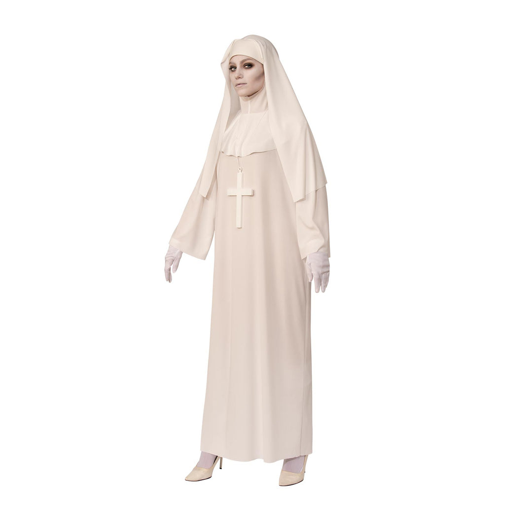 White Nun Costume, Adult