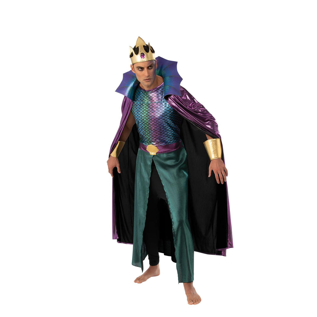 King Neptune Costume, Adult