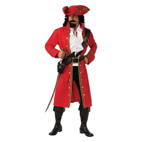 Pirate Captain Costume, Adult