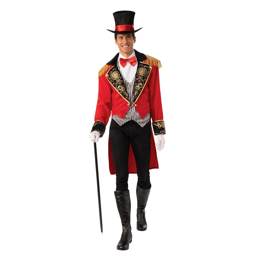 Ringmaster Man Costume, Child