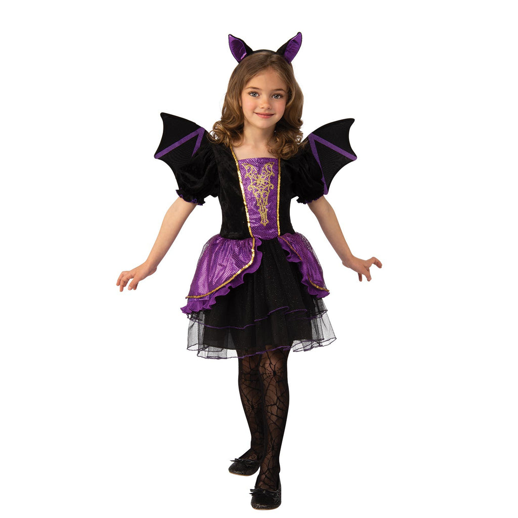 Pretty Bat Costume, Child