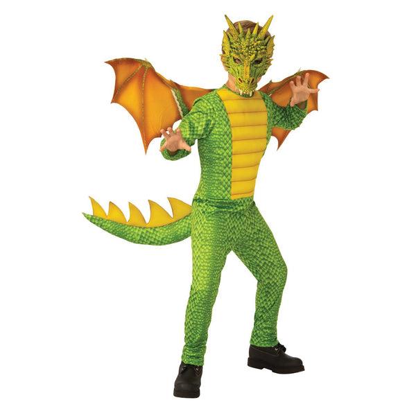 Dragon Deluxe Costume Child