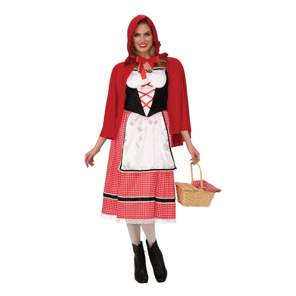 Little Red Riding Hood Ladies Costume