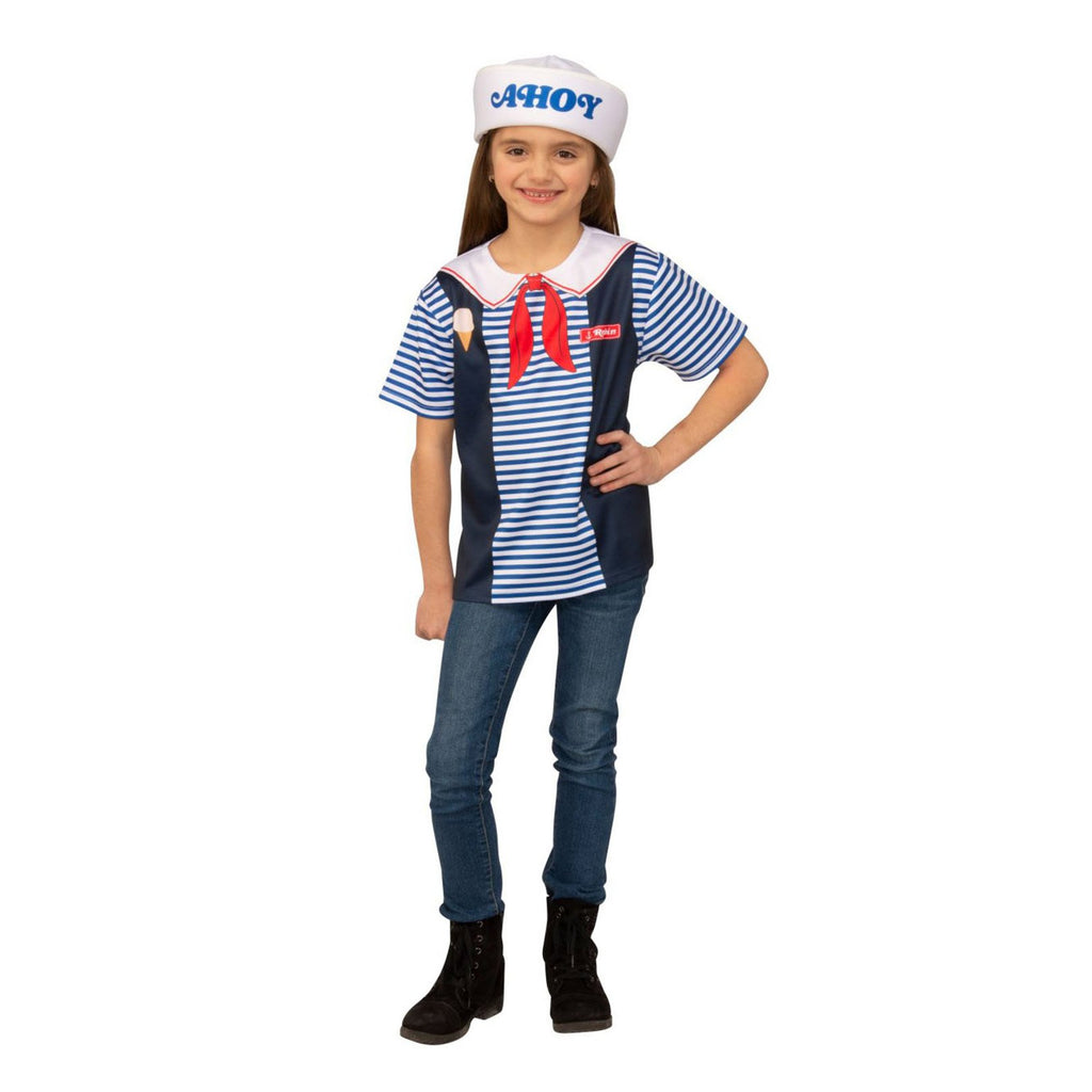 Scoops Ahoy Uniform