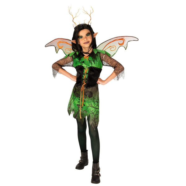 Evil Elf Girls Costume