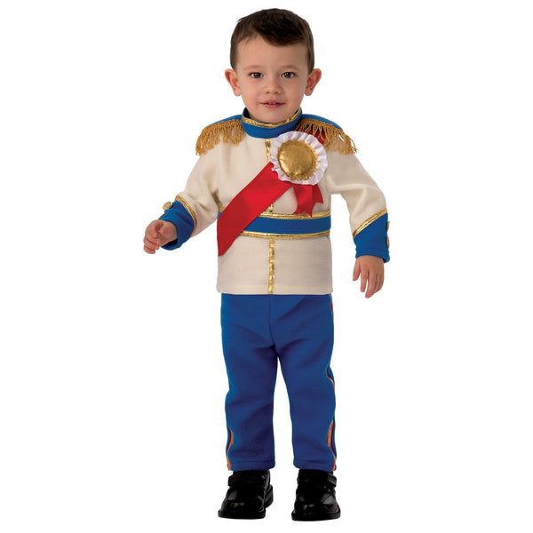 Mini Monarch Prince Costume