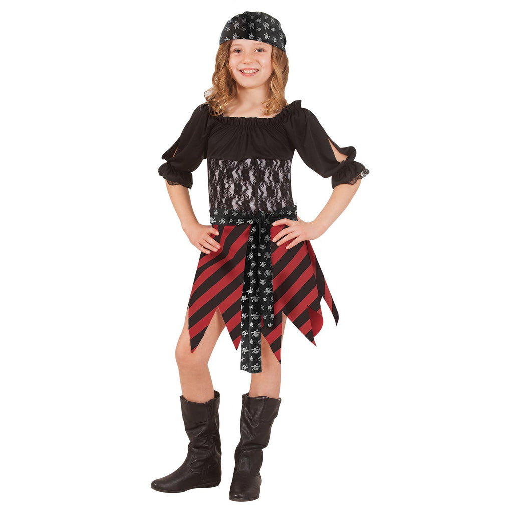 Pirate Tween Costume, Tween