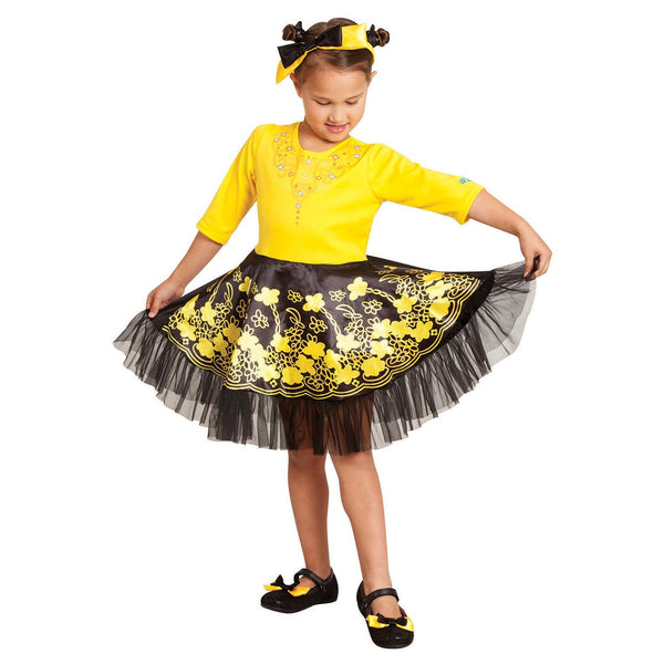 Emma Wiggle Deluxe Ballerina Costume, Child