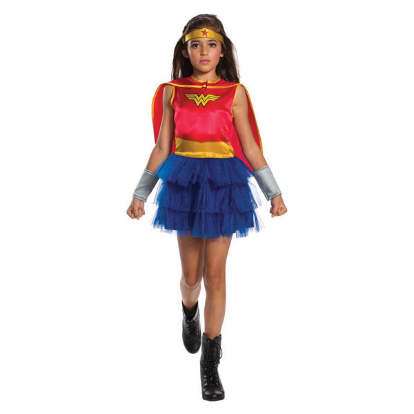 Wonder Woman Classic Costume, Child