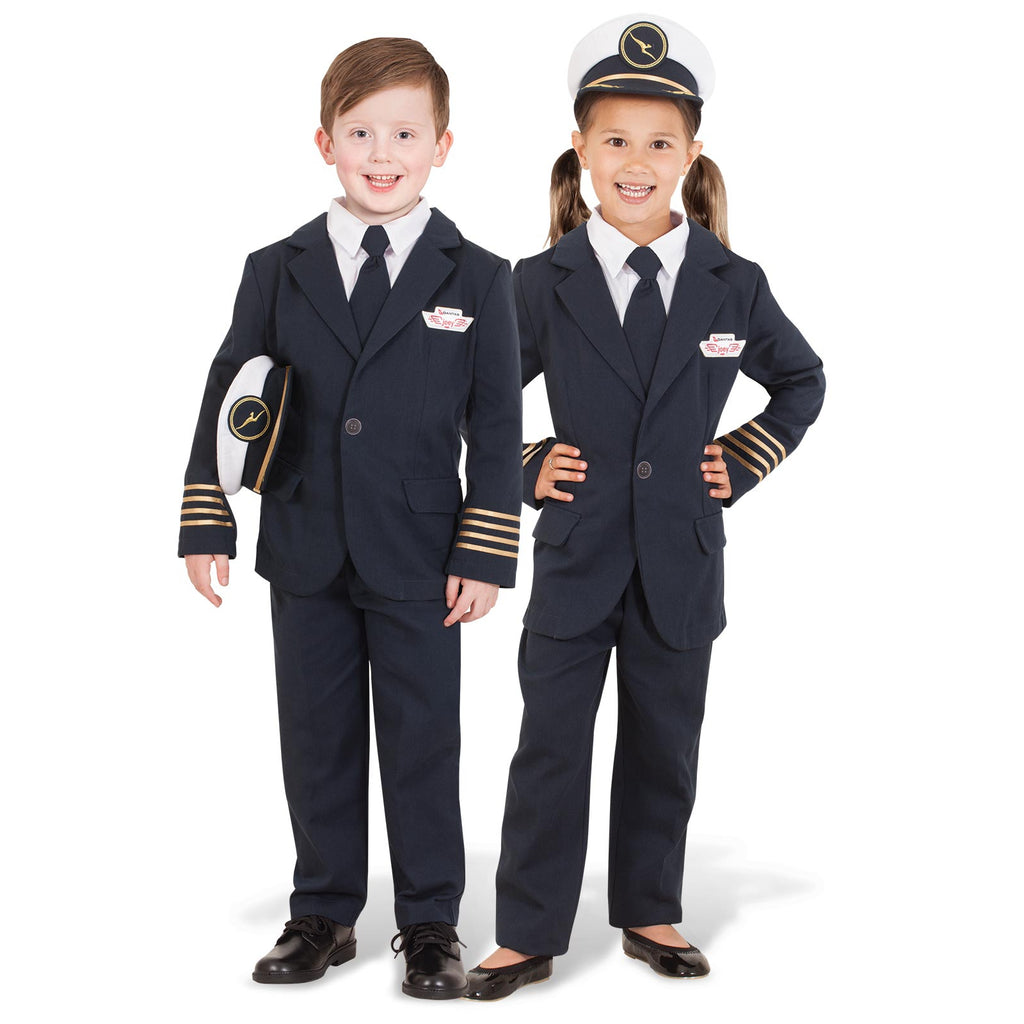Qantas Captain's Uniform, Child