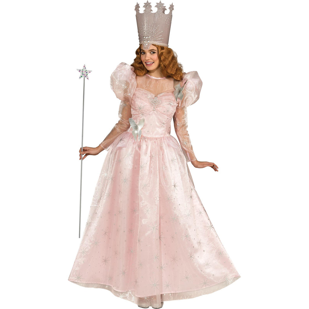 Glinda The Good Witch Deluxe Costume, Adult