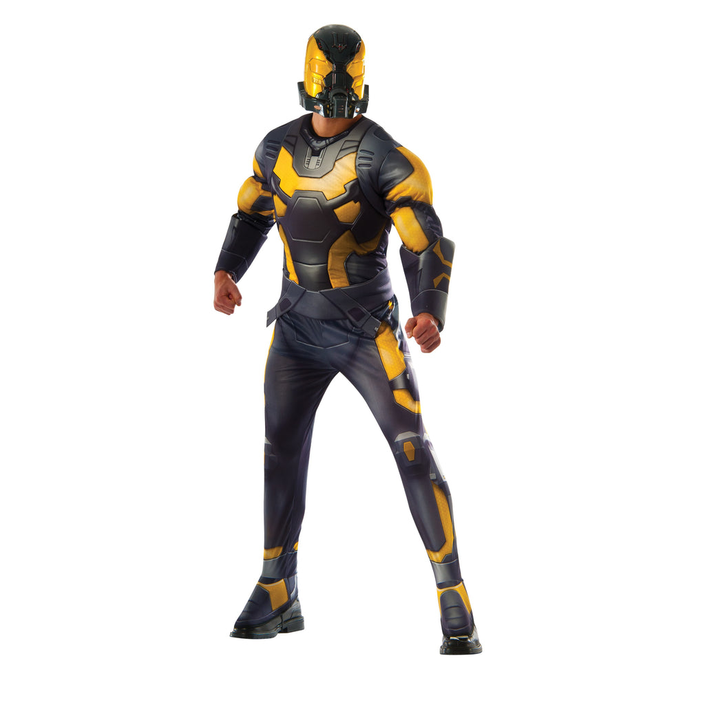 Yellowjacket Deluxe Costume, Adult