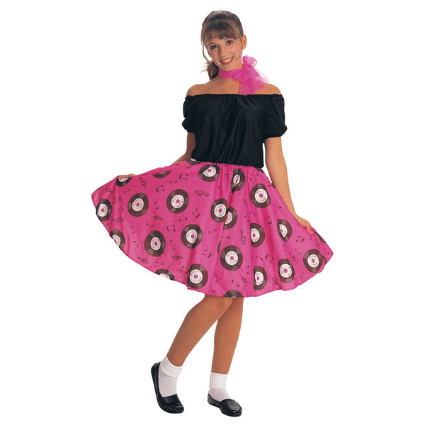50's Poodle Dress Costume Adult