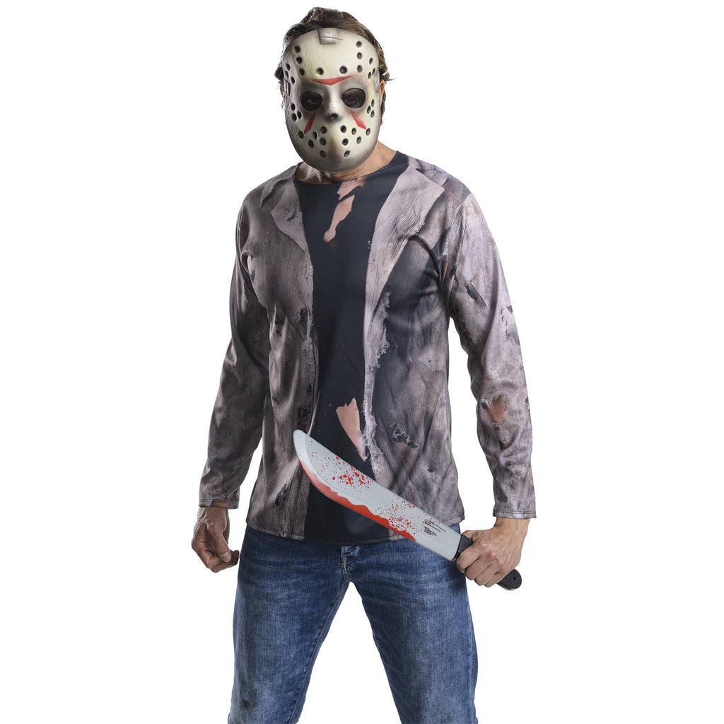 Jason Deluxe Costume, Adult