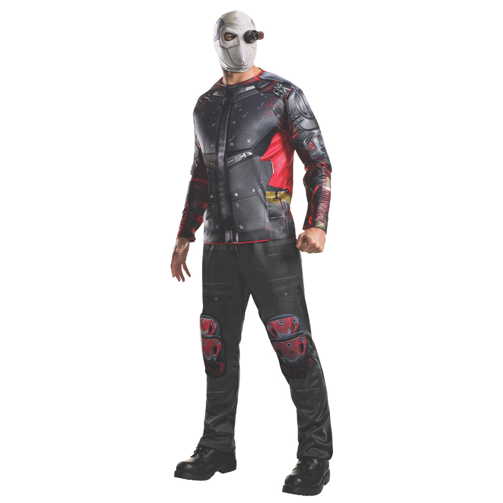 Deadshot Deluxe Costume, Adult