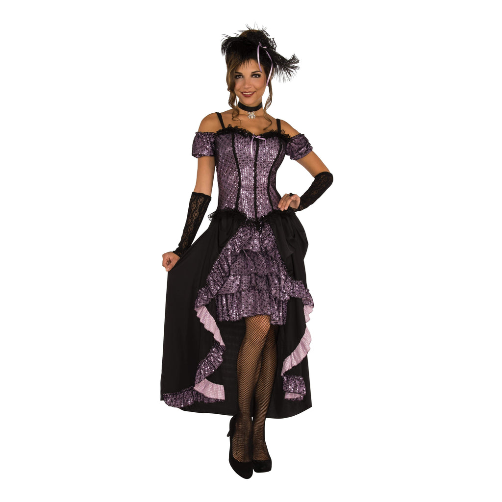 Dance Hall Mistress Costume, Adult