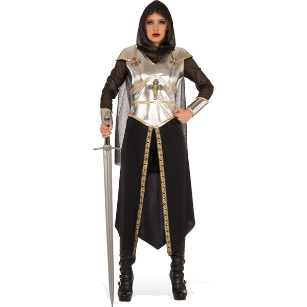 Medieval Warrior Women's Costume, Adult
