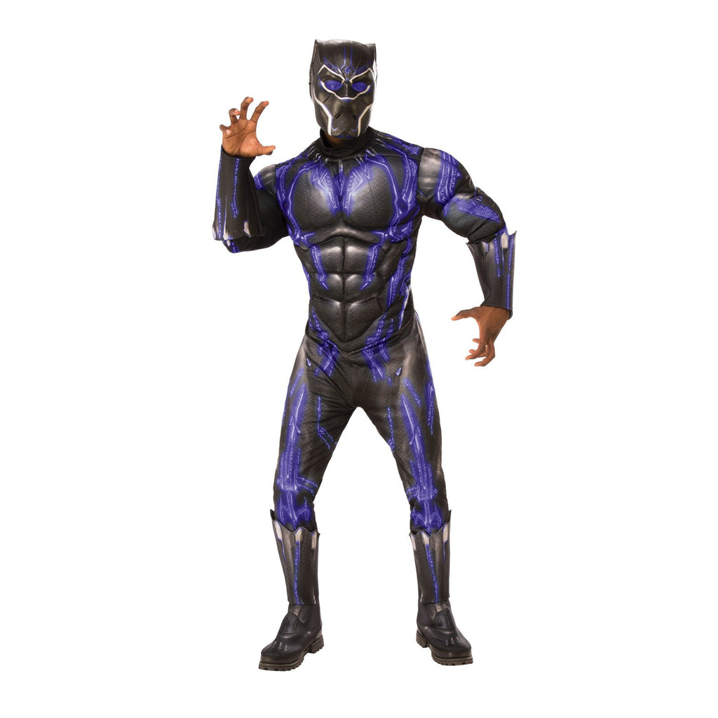 Black Panther Battle Costume, Adult