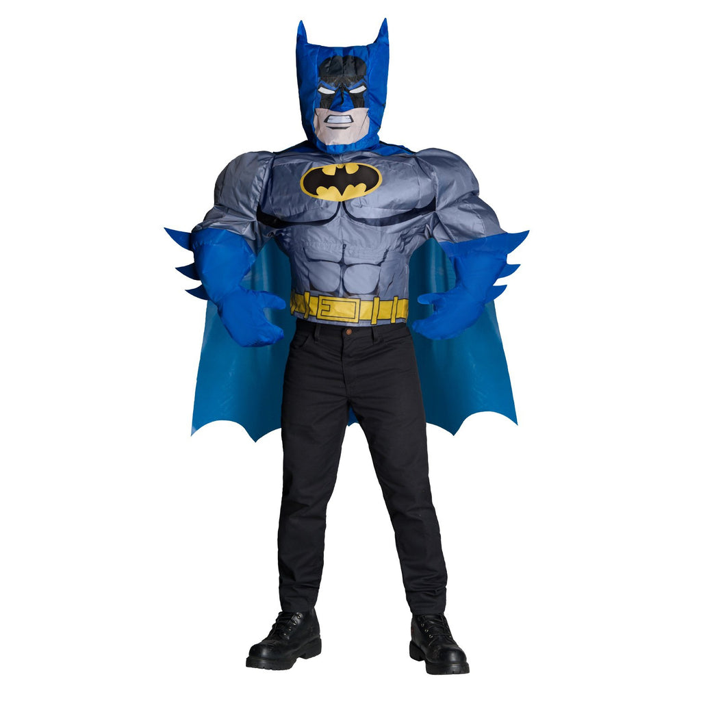 Batman Inflatable Costume Top,  Adult