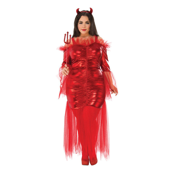 Red Devil Costume, Adult