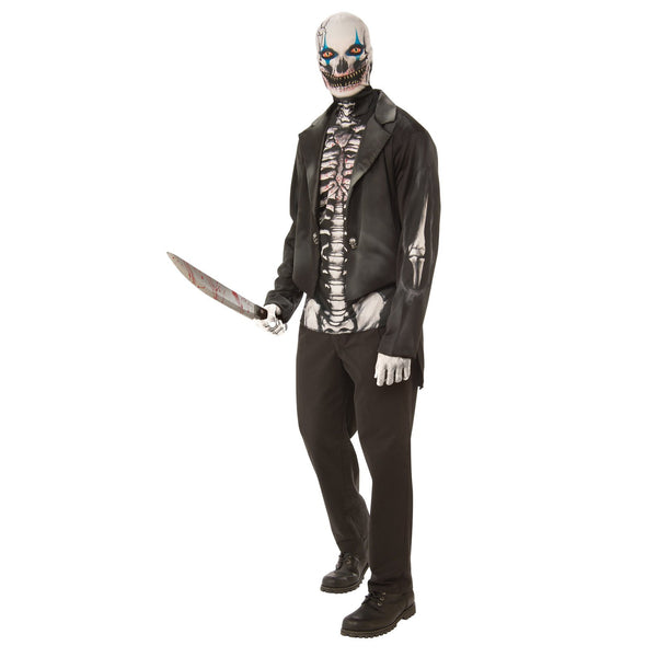 Skeleton Man Costume, Adult