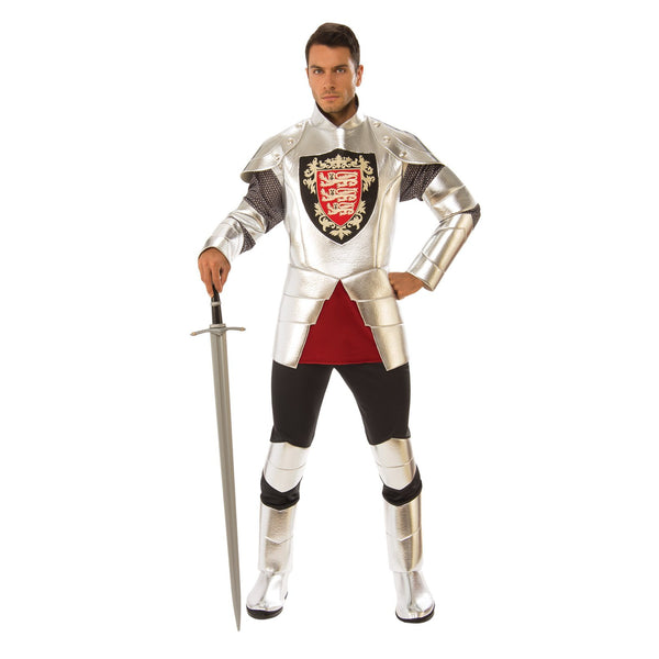 Silver Knight Costume, Adult
