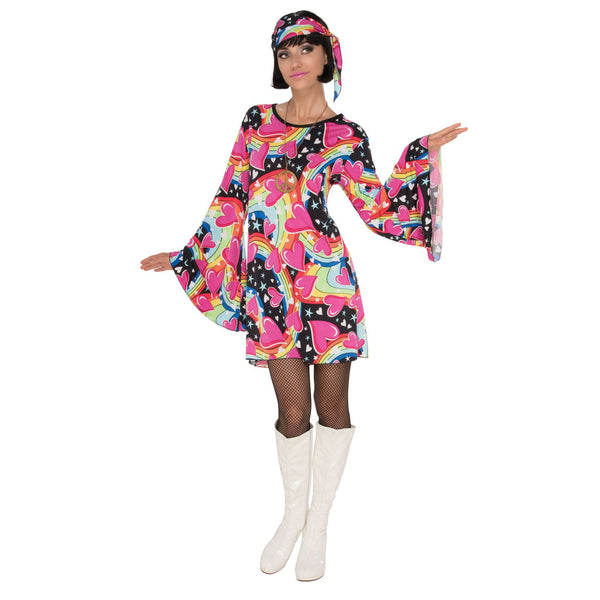 Go Go Girl Costume Adult