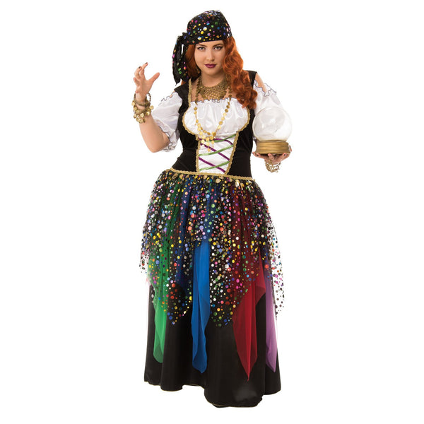 Gypsy Costume, Adult