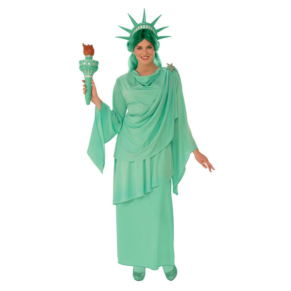 Liberty Statue Costume Adult