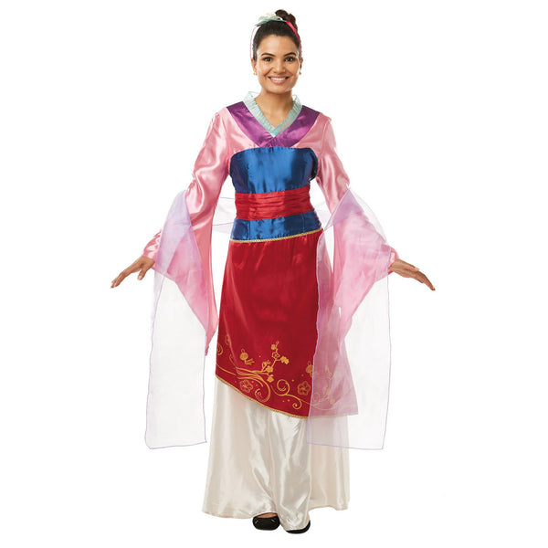 Mulan Deluxe Costume Adult