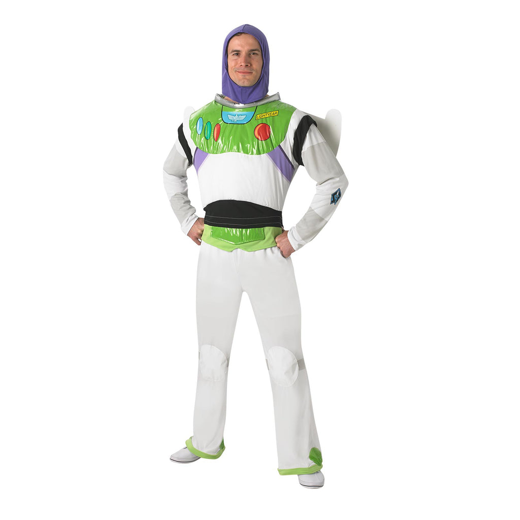 Buzz Lightyear Costume, Adult