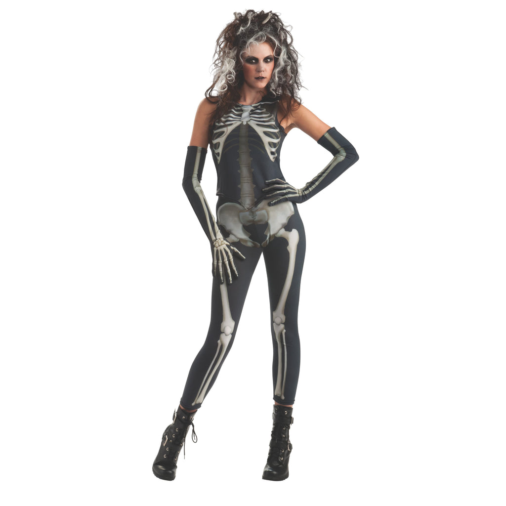 Skelee Girl Costume, Adult