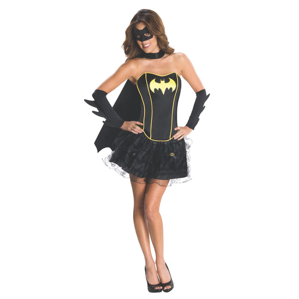 Batgirl Secret Wishes Corset/skirt