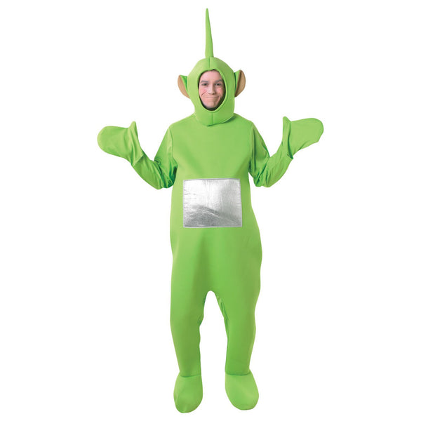 Dipsy Teletubbies Deluxe Costume, Adult