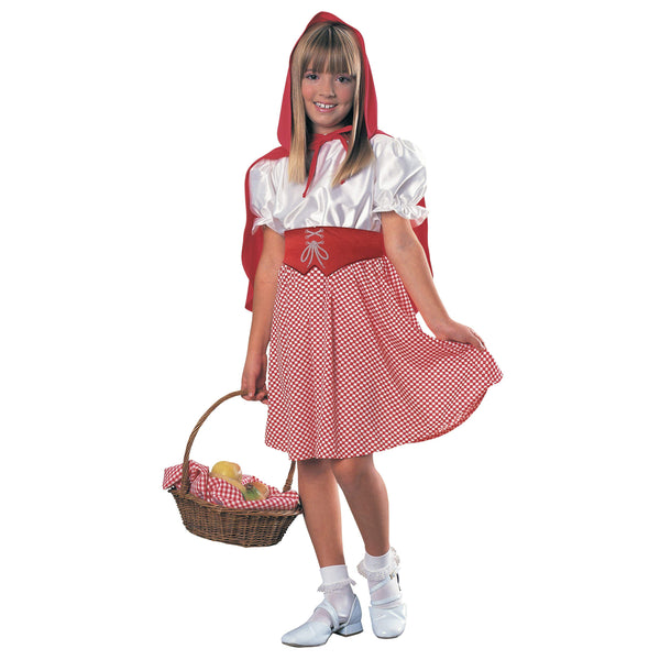 Red Riding Hood Classic Costume Child