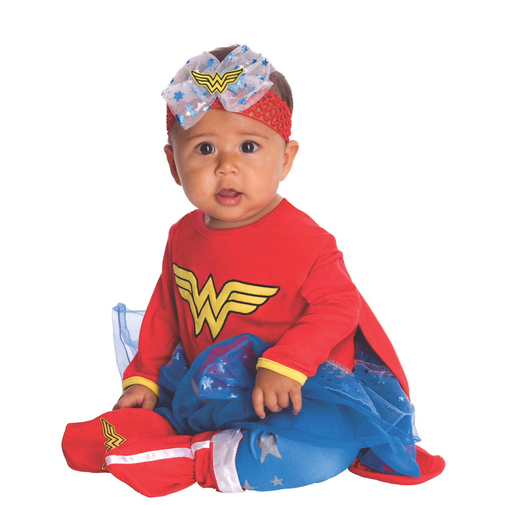Wonder Woman Onesie, Baby