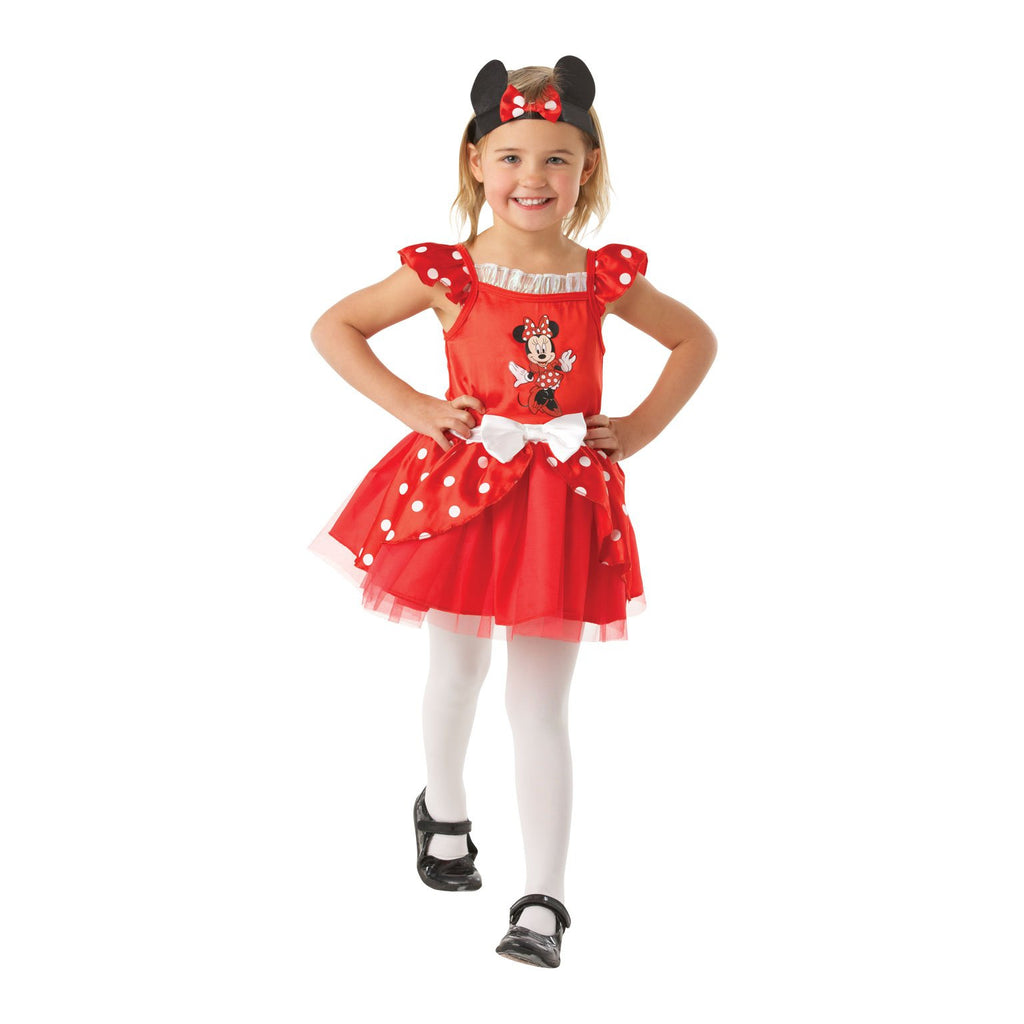 Minnie Mouse Costume, Toddler