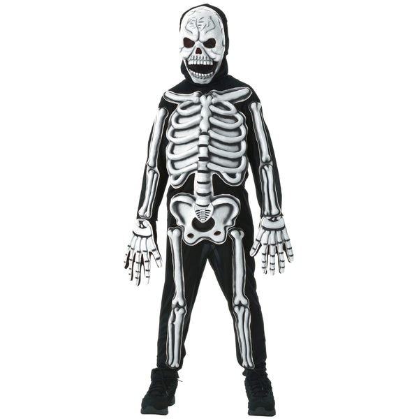 Skeleton Glow In The Dark Costume