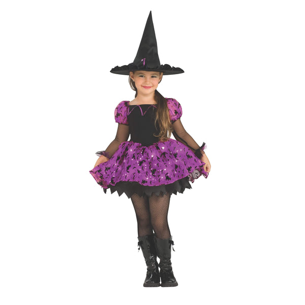 Moonlight Light Up Magic Witch Costume Toddler