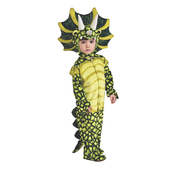 Triceratops Dinosaur Costume, Child