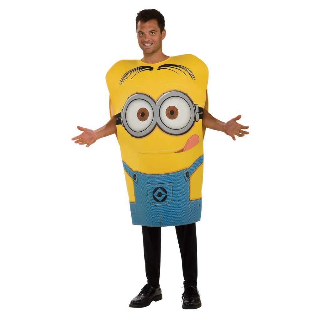 Minion Dave Foam Costume, Adult