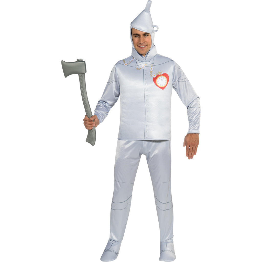 Tin Man Deluxe Costume, Adult