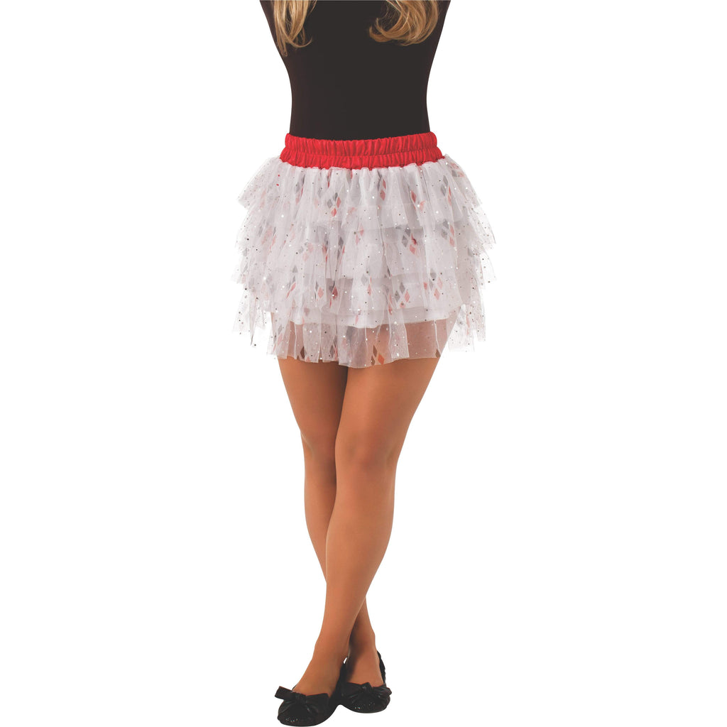 Harley Quinn Skirt With Sequins, Teen
