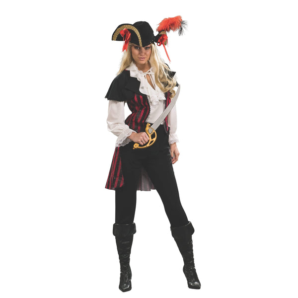 Pirate Maria La Fay Costume, Adult