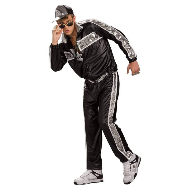 Rap Idol Costume, Adult