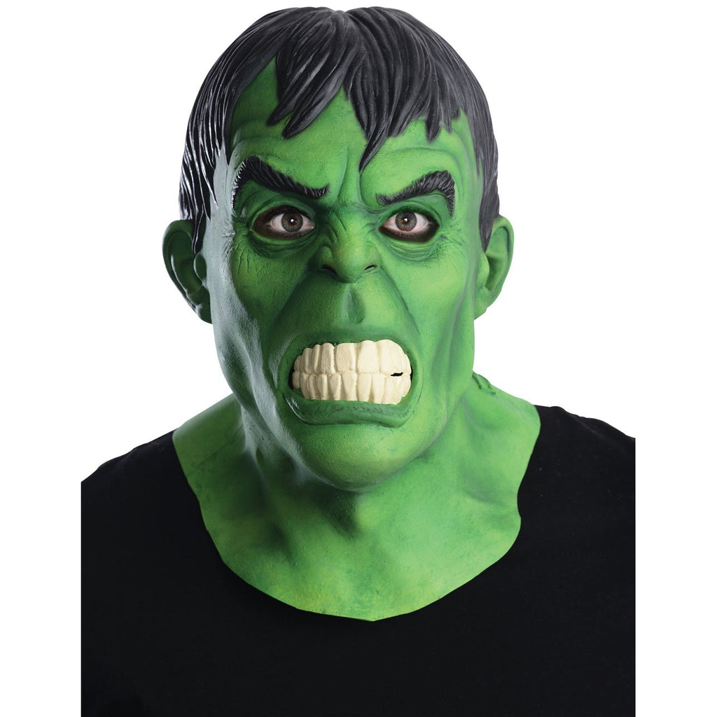 Hulk Overhead Latex Mask